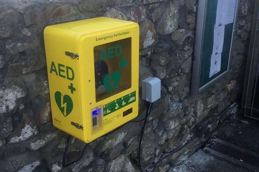 Generic Defibrillator